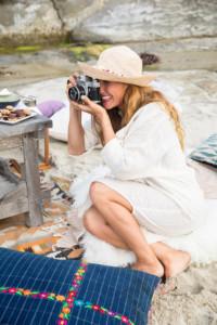 Beach Picnic - Sylvie Coulange