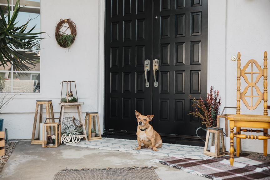 One Doorway, Three Ways