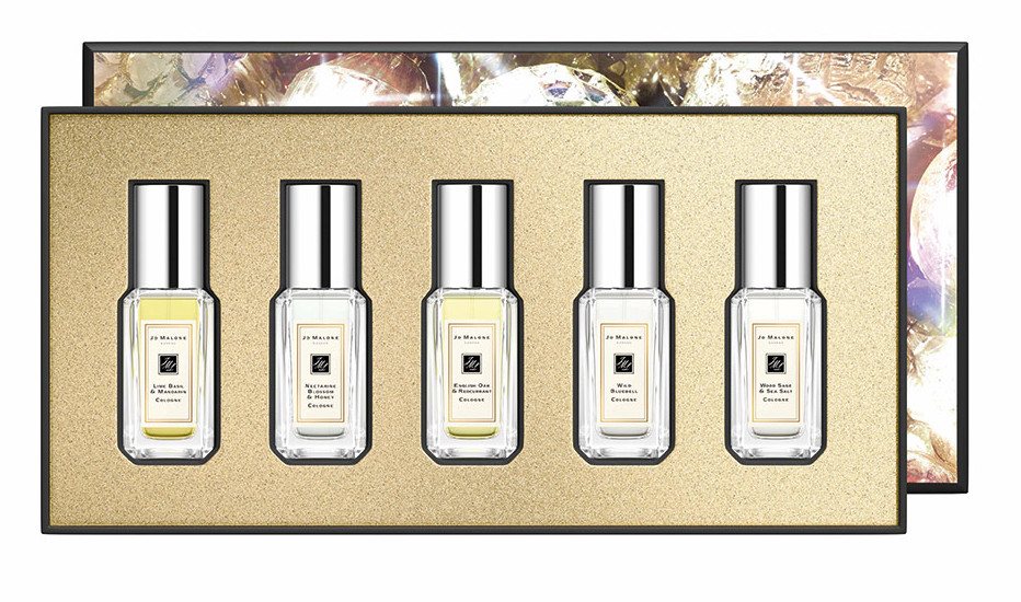 beauty gift guide holiday jo malone fragrance perfumes cologne collection love olia majd