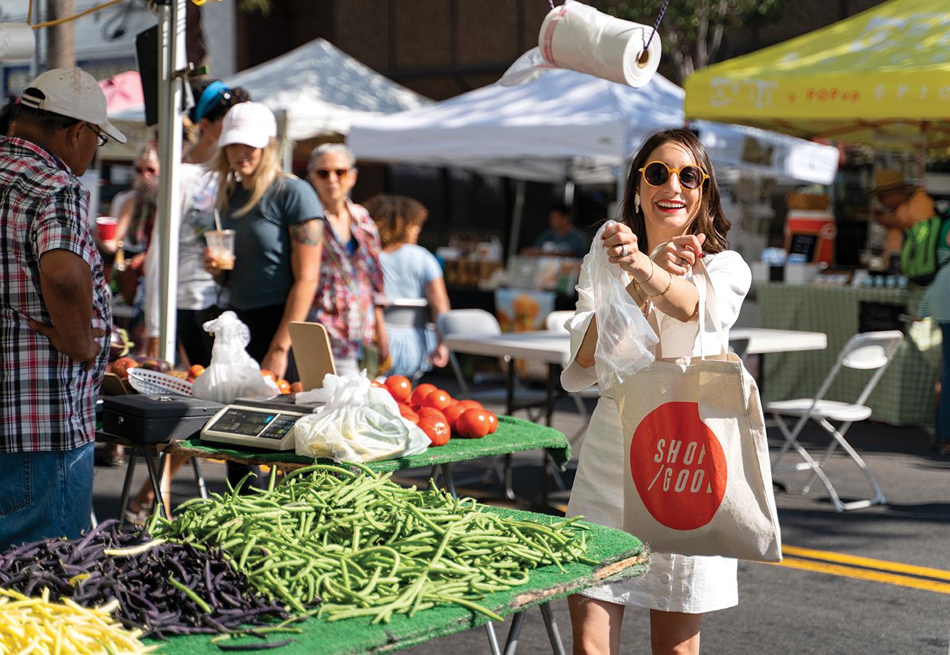 shop good north park leah kirpalani thursday market farmers market