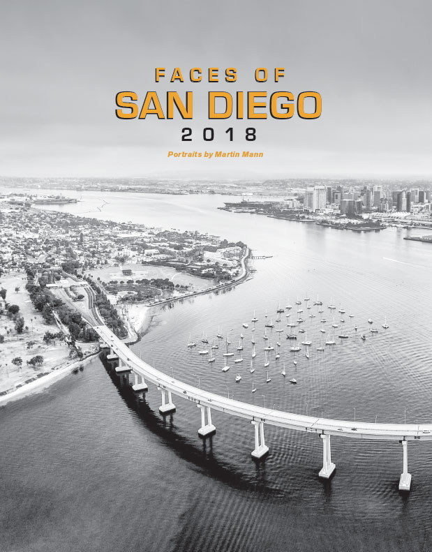 Faces of San Diego 2018