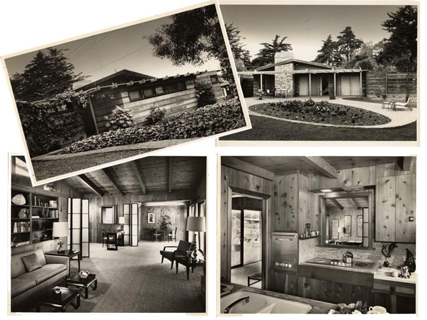 midcentury modern dream home historical sim bruce richards frank lloyd wright architect