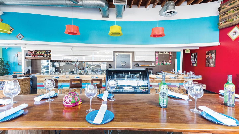 La Catrina San Diego dining tapas cantina North Park