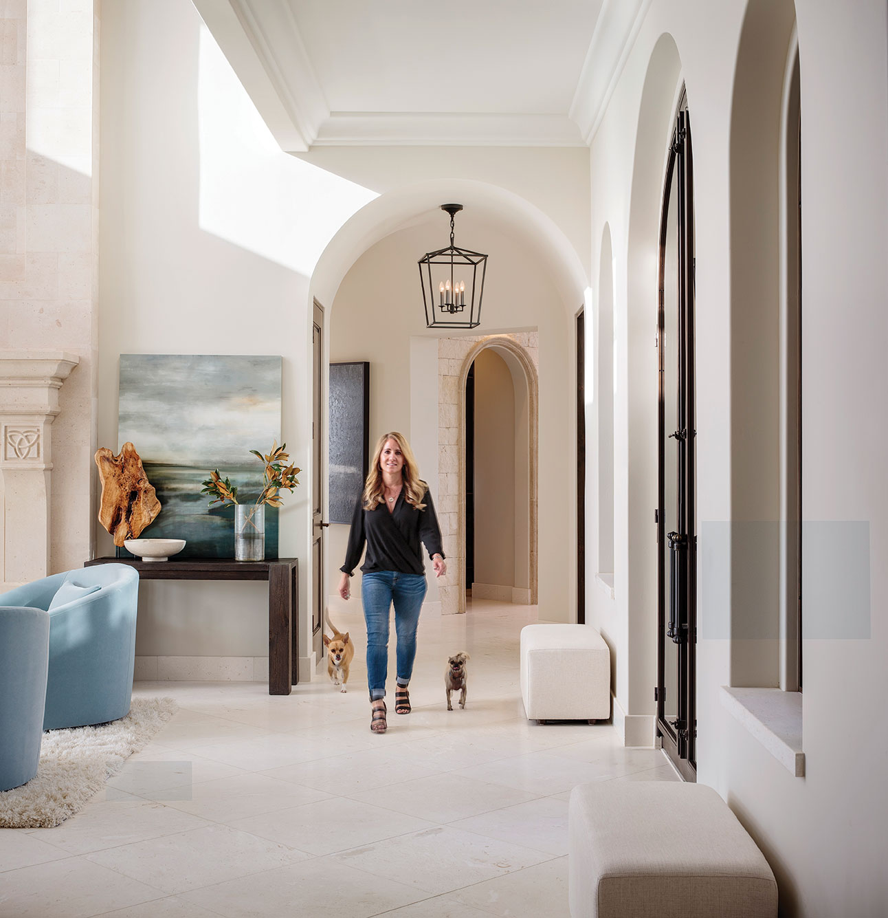 Italian home design San Diego Homes of the Year 2019
