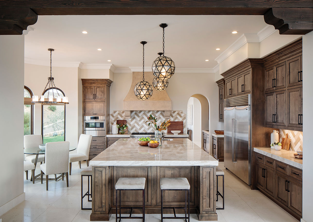 Italian home design Homes of the Year 2019 San Diego Rancho Santa Fe