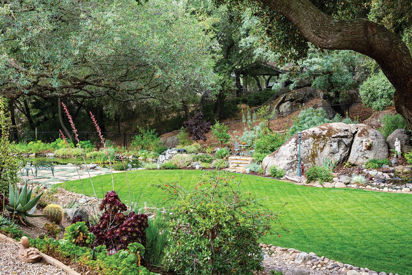 garden motif San Diego