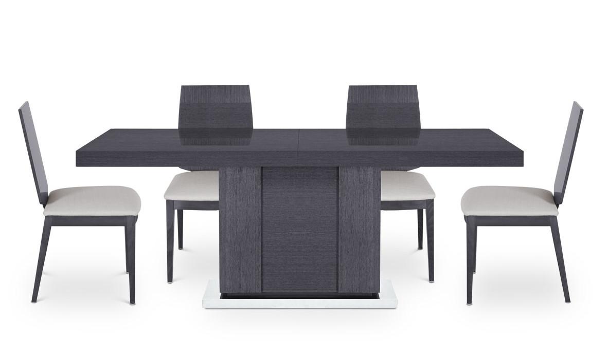 scandinavian designs mondiana collection dining table contemporary san diego