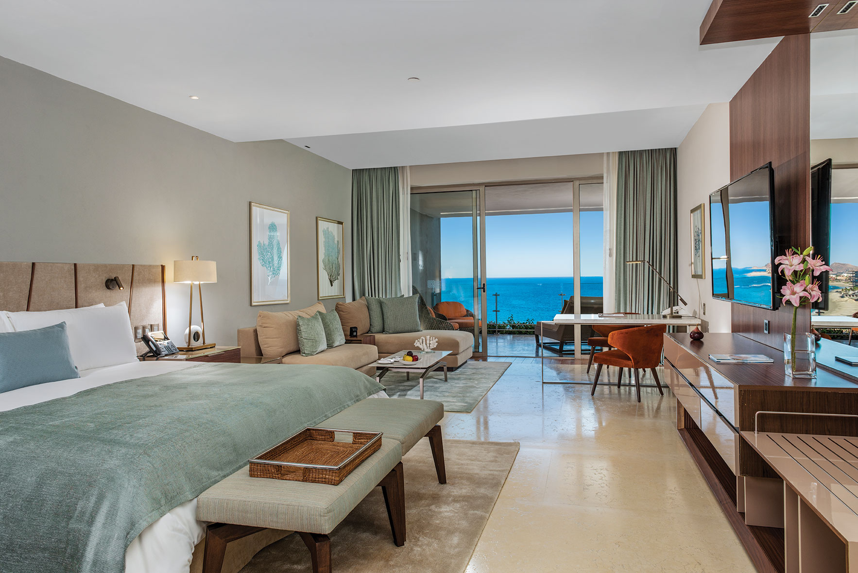 Grand Velas Los Cabos suite room mexico cabo beach resort