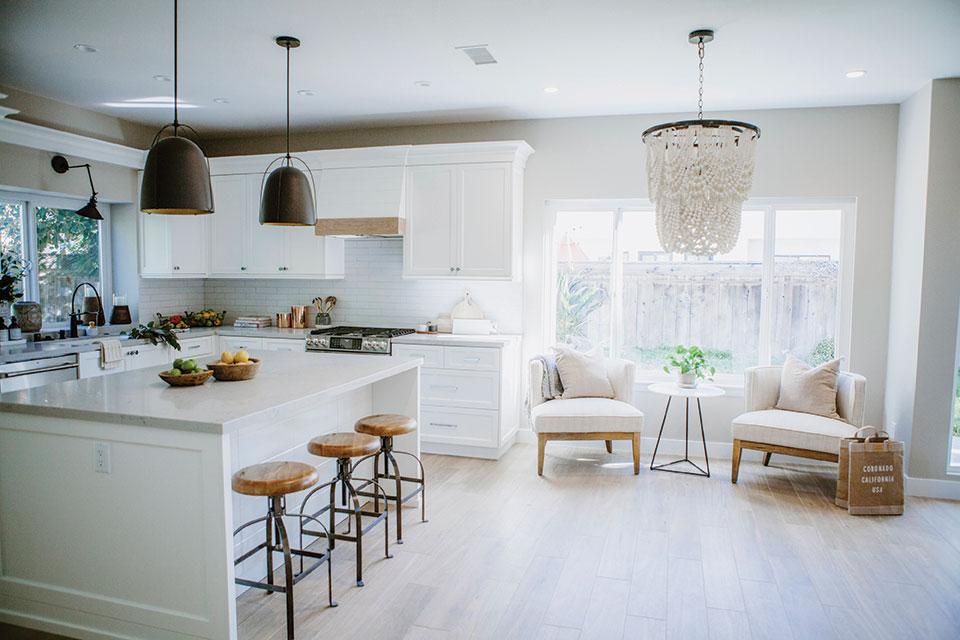 Virgo kitchen zodiac design decor style white