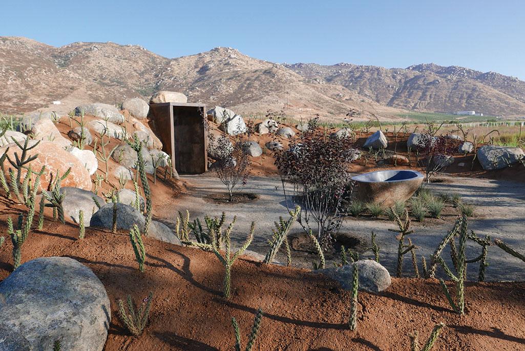 Casa 8 at Bruma valle de guadalupe mexico travel