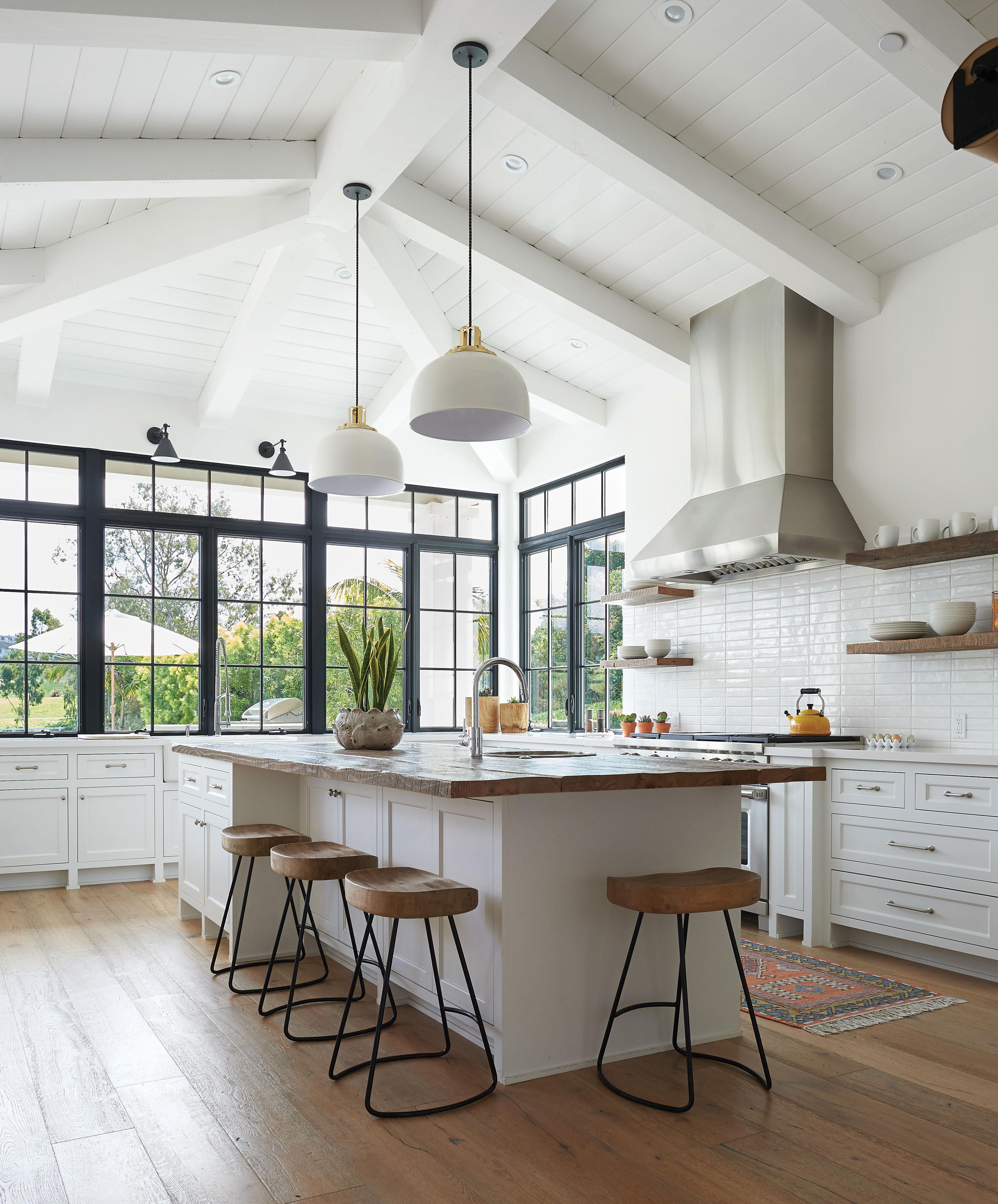 DIY kitchen white