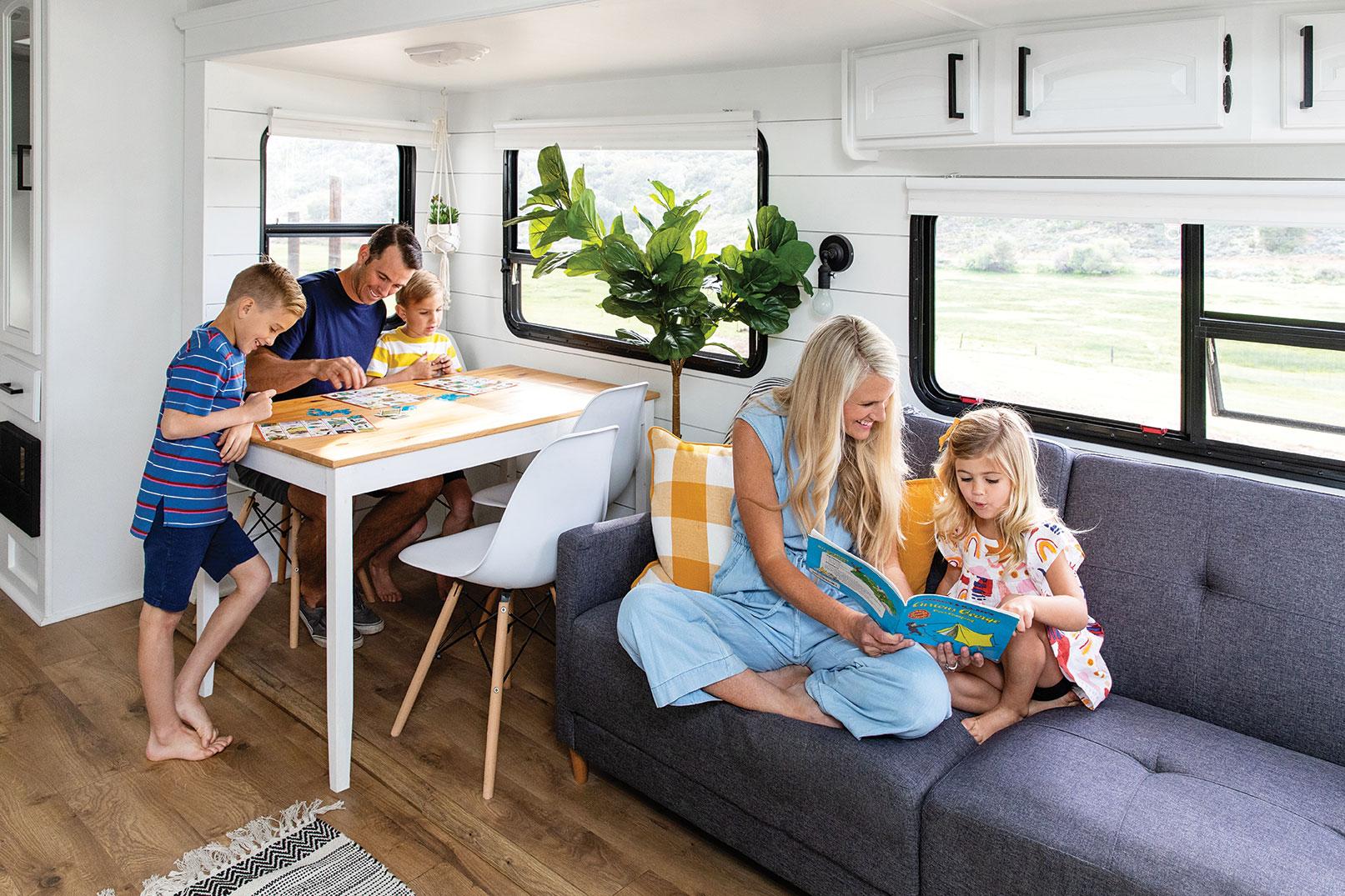 walker campers san diego RV trailer rental renovation
