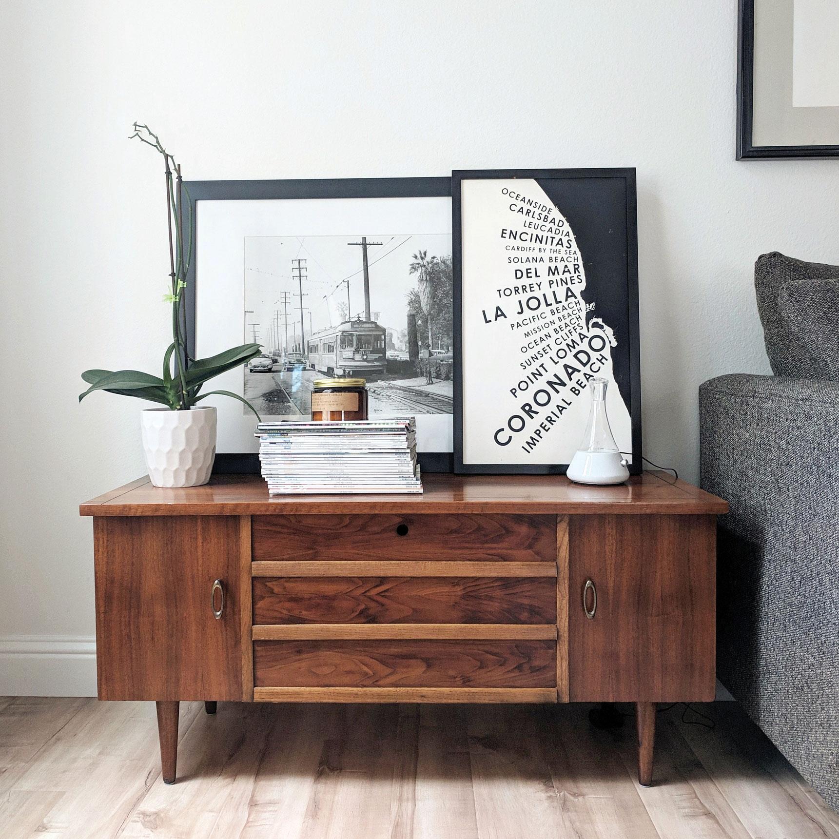secondhand furniture sustainability kait schulhof san diego facebook marketplace