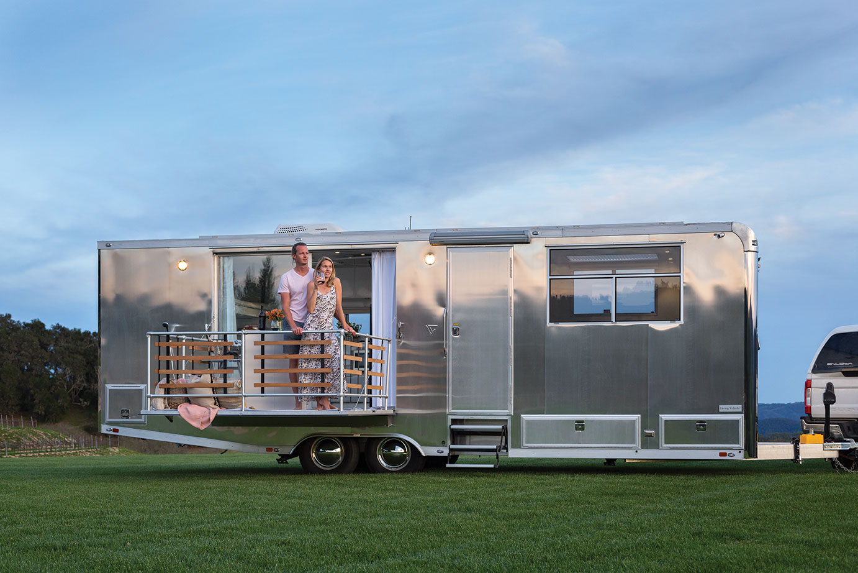living vehicle tiny home trailer matthew hofmann joanna hofmann