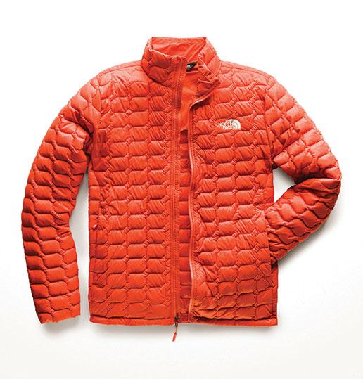 north face thermoball jacket zion orange matt