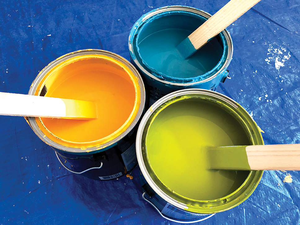 paint color Jenna Pilant