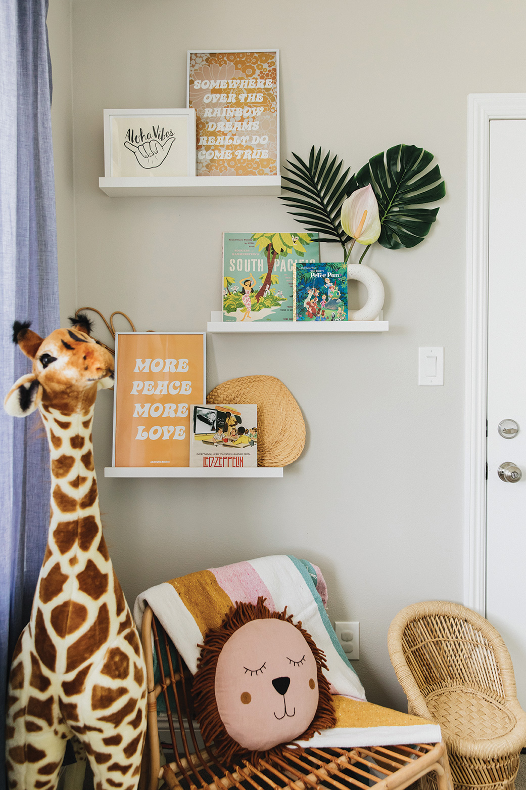 regina moomjean pigment kid corner bookshelves