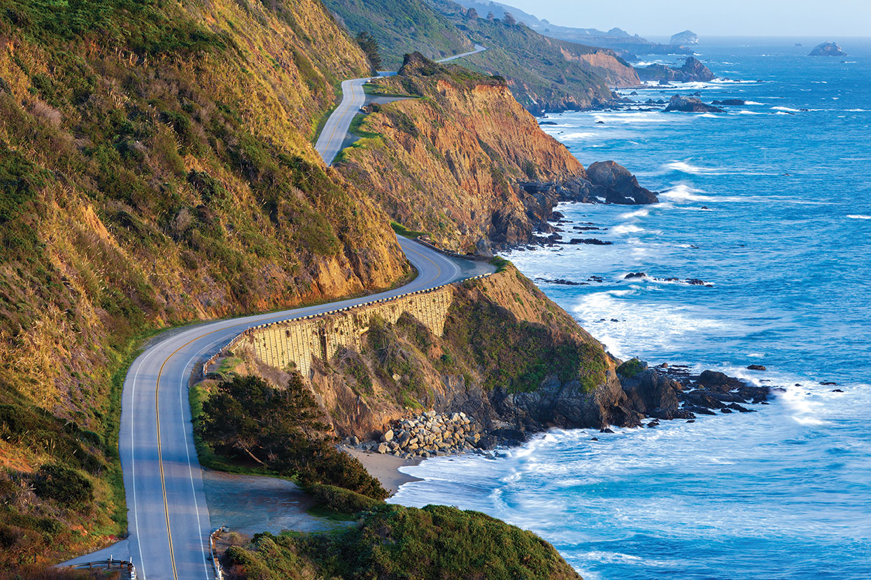 big sur highway one highway 1 big sur california coast