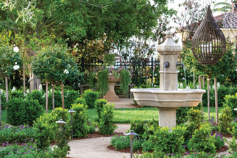 san diego formal garden