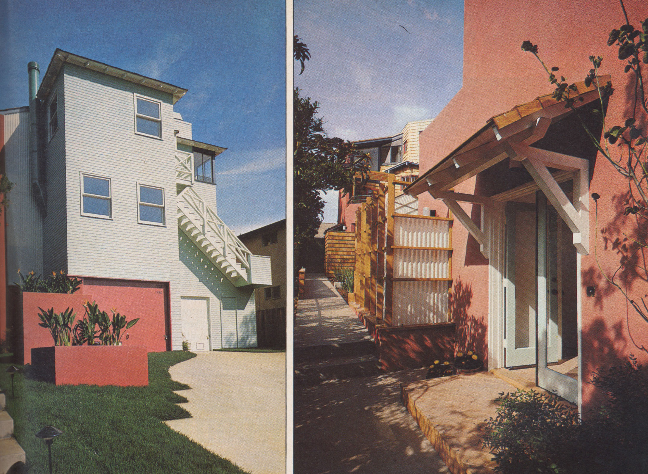 rob quigley pacific beach townhome 1980s