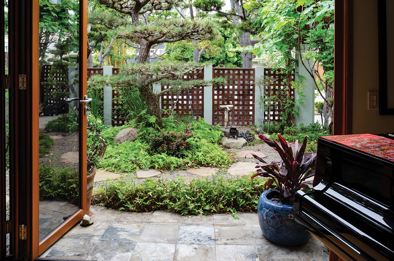 zen landscape san diego japanese garden style courtyard