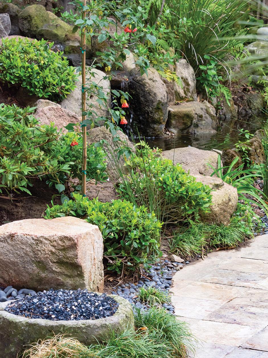 Gardens Of The Year 2019 An Artfully Zen Landscape San Diego Home Garden Lifestyles