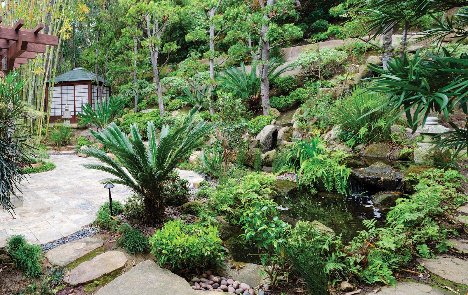 japanese garden design san diego