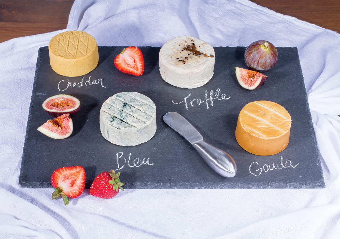 vegan cheese board reine cheese