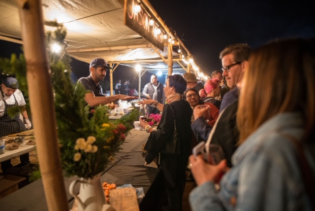 valle food and wine festival