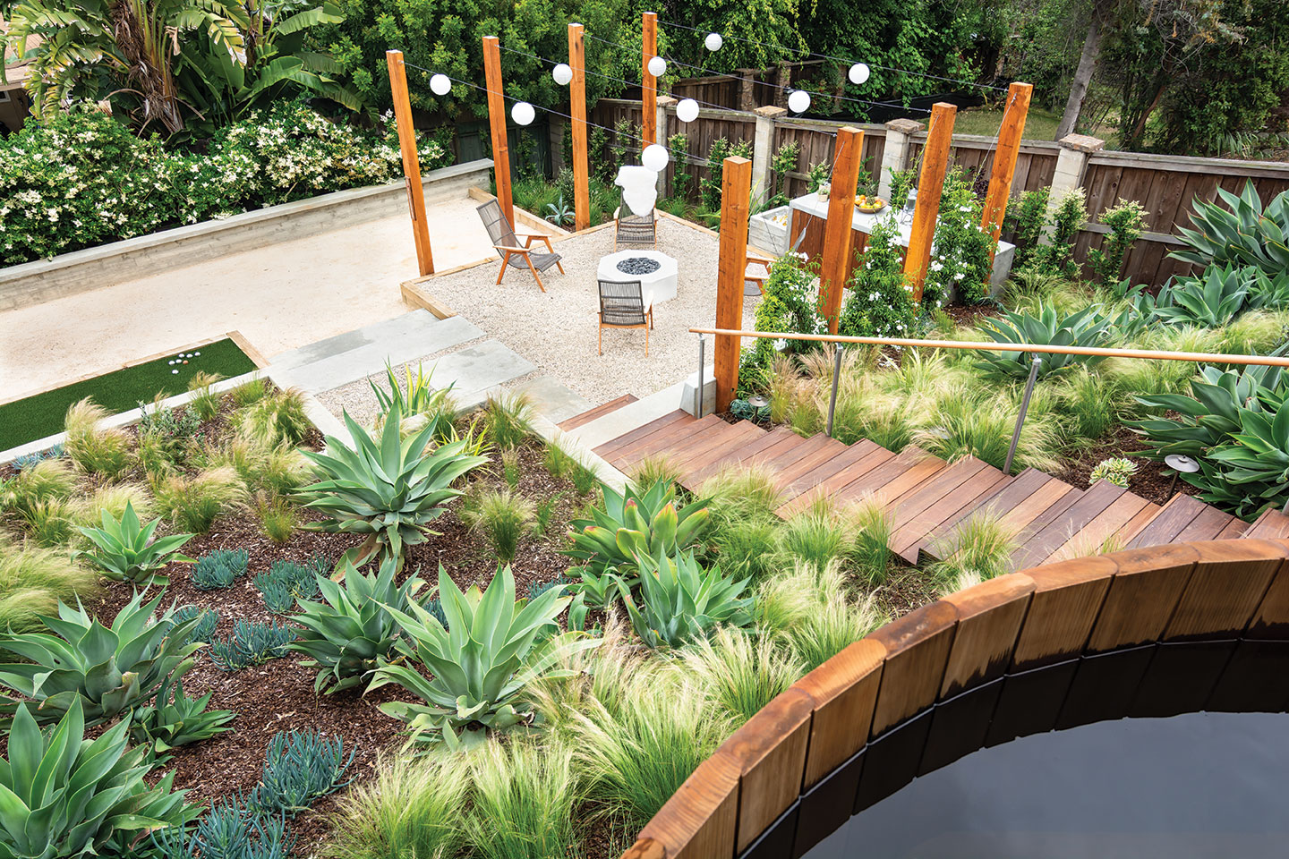 Gardens Of The Year Tiers Of Joy San Diego Home Garden Lifestyles