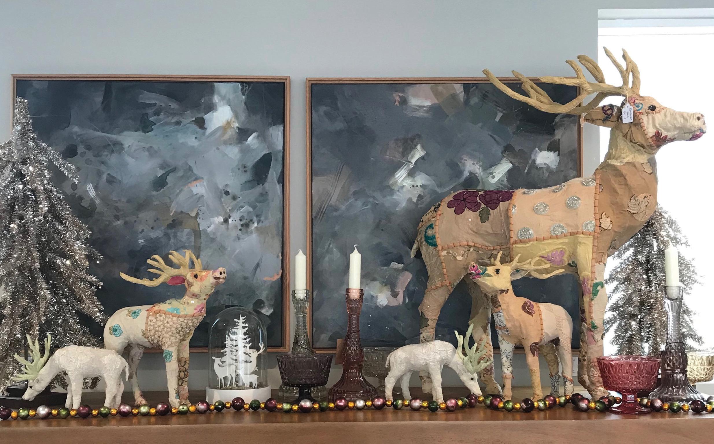 festive decor bohemian
