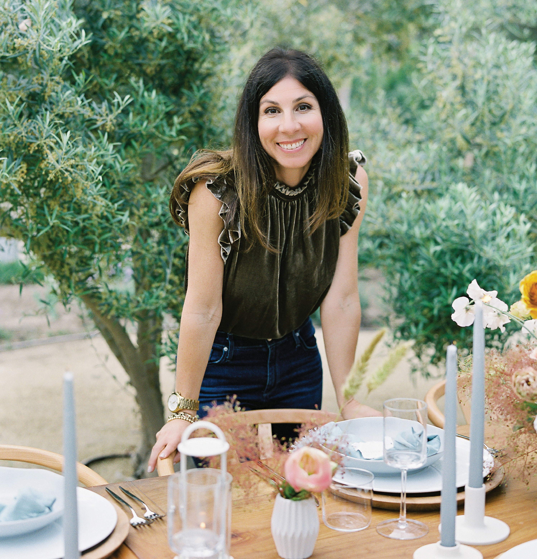 dani blasena hautefetes outdoor Thanksgiving al fresco recipes