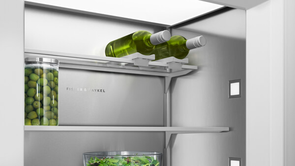 Where you store certain items in your Fisher & Paykel fridge matters