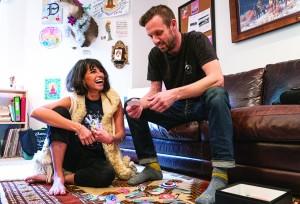 Daniela Garcia Allie With Her Husband Jon Allie