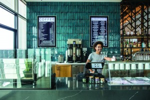Park Commons Coffee Shop opens in Sorrento Valley